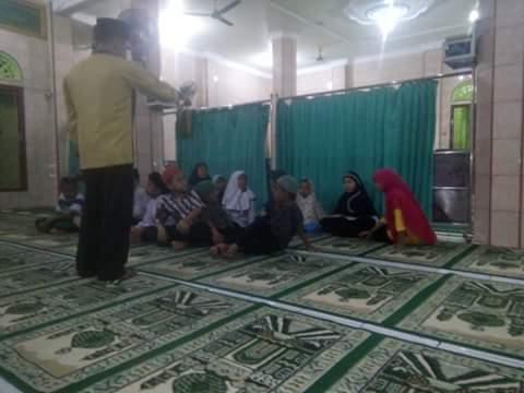 MDTA Nurul Ikhlas Painan Lakukan Persiapan Ikuti Lomba Didikan Subuh Se-Kecamatan IV Jurai