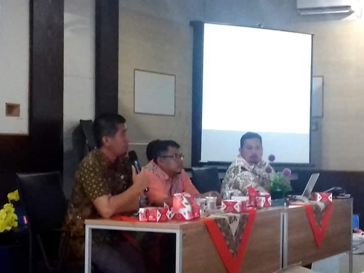 Bapedalitbang dan DPMDP2KB Gelar Rapat Integrasi Pembangunan Nagari