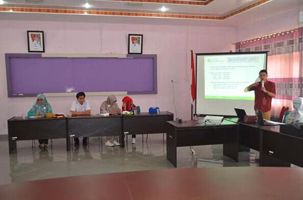 Pegawai Blud RSUD.Dr.M.Zein Painan, ikuti Sosialisasi BPJS Ketenagakerjaan