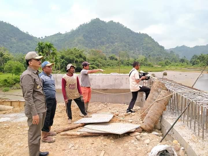 Pembangunan Duplikasi Jembatan Salido Dikebut
