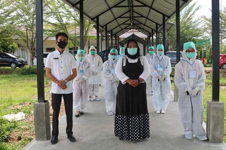 RSUD Tapan Laksanakan Pelatihan Dan Simulasi Vaksinasi Covid-19
