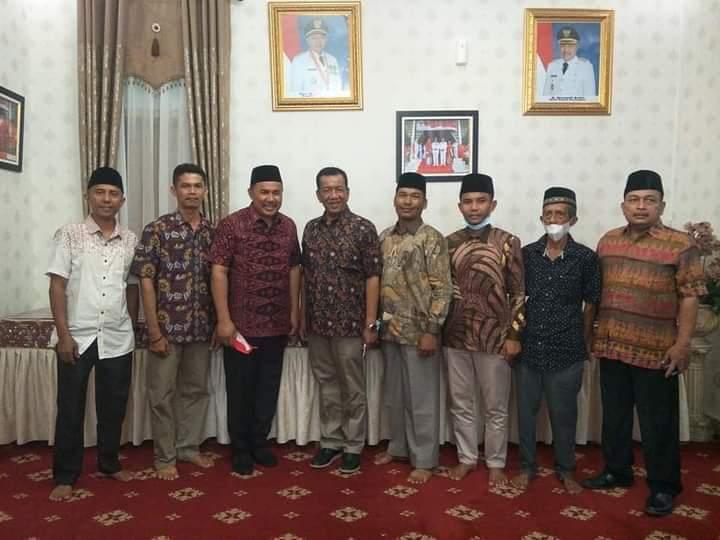 Bupati Rusma Yul Anwar Kunjungi Kabupaten Sarolangun