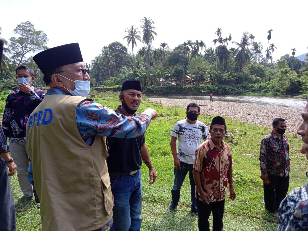 Bupati Hendrajoni: Pembangunan TPS Koto Baru Akan Dialokasikan Pada APBD Tahun 2021