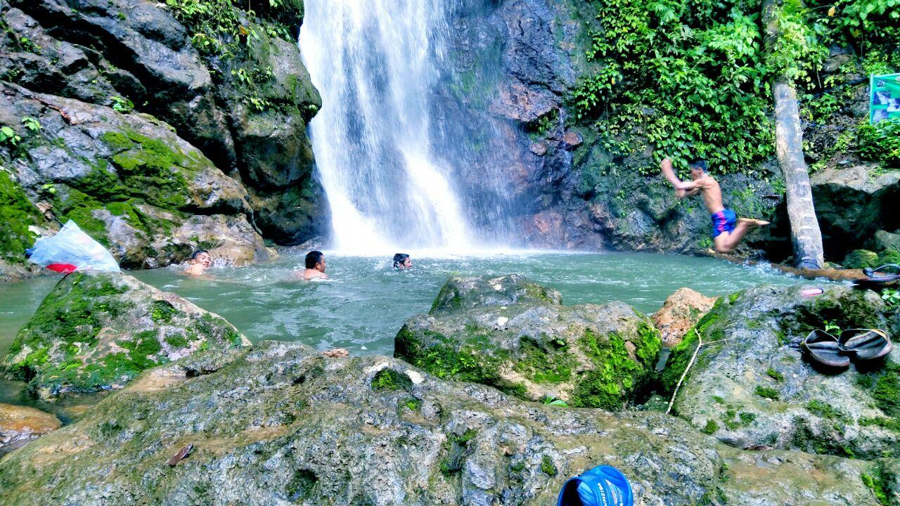 Pesisir Selatan Punya Potensi Wisata Air Terjun di Kampung Akad Kambang