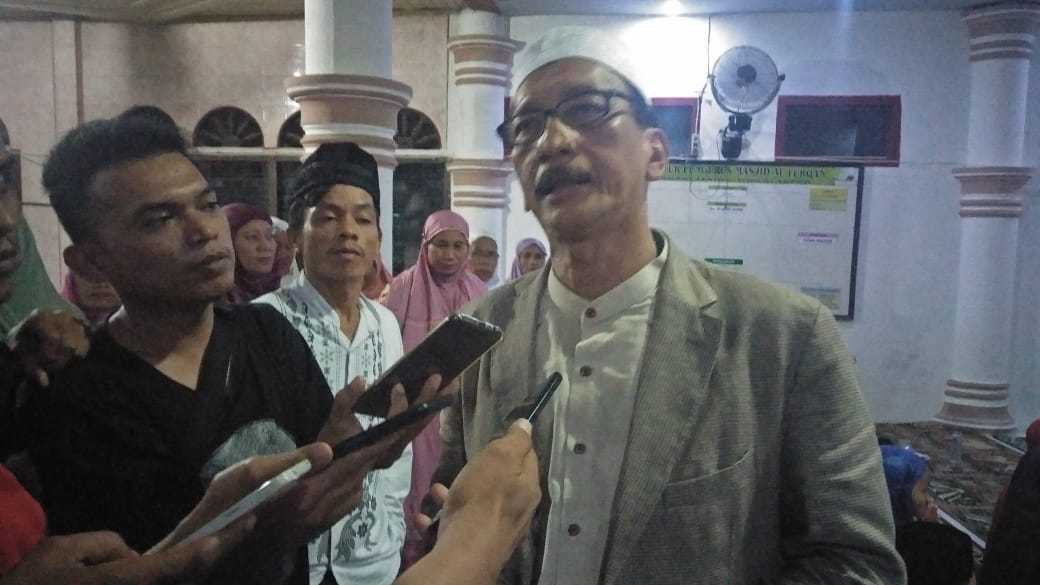 Bupati Hendrajoni: TSR Ajang Silaturahmi dan Jemput Aspirasi Masyarakat