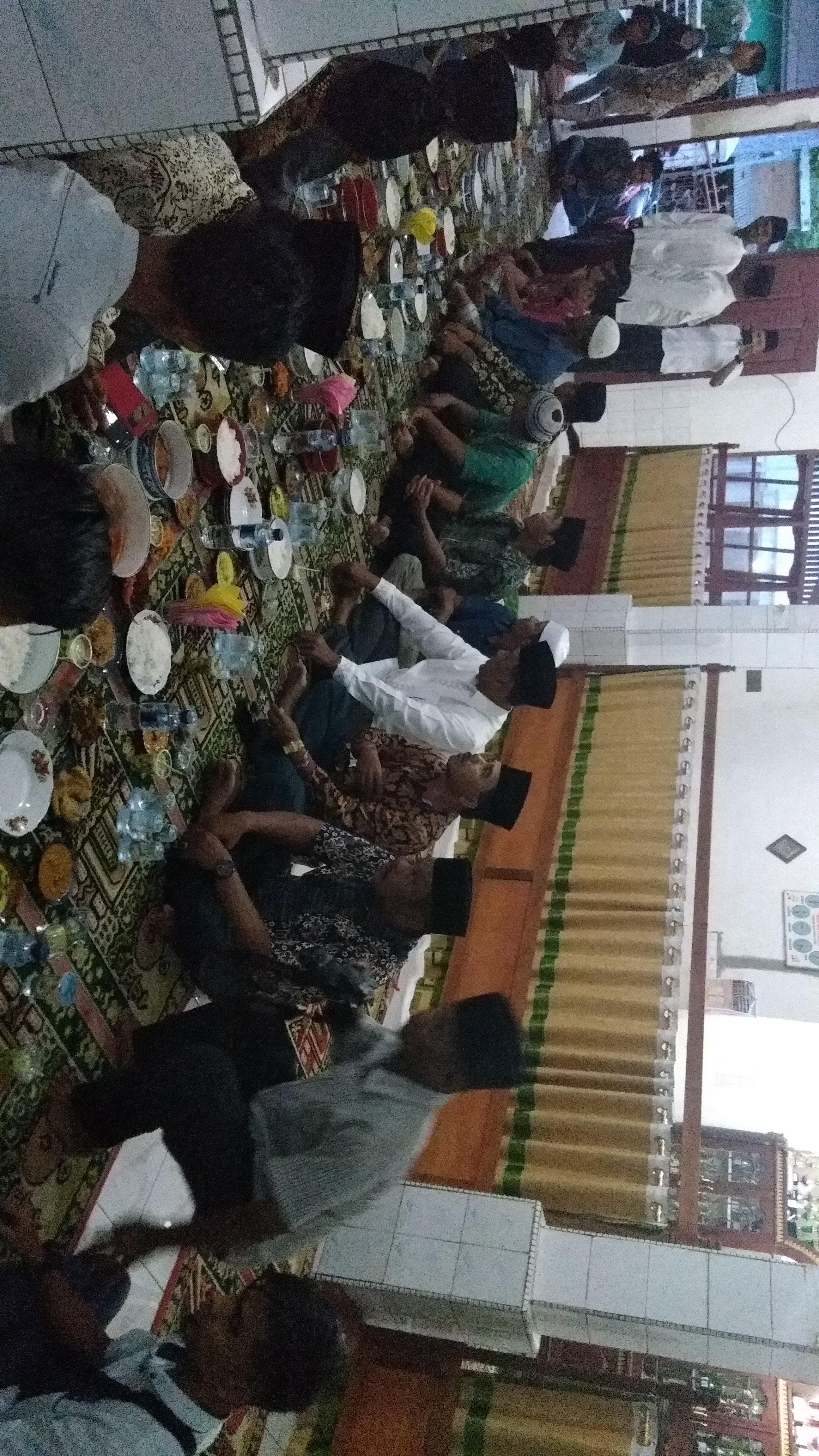 Suguhan Masakan Kampung Lengkapi Momen Kebersamaan Tim III Safari Ramadan