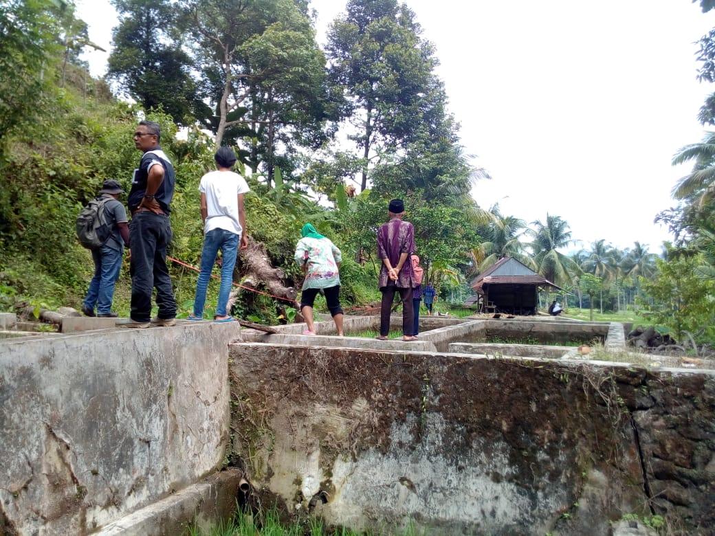 Wali nagari Koto Baru Dan KAN Koto Berapak Komitmen Tidak Pungut Biaya ADM Pelepasan Hak  Tanah Warga