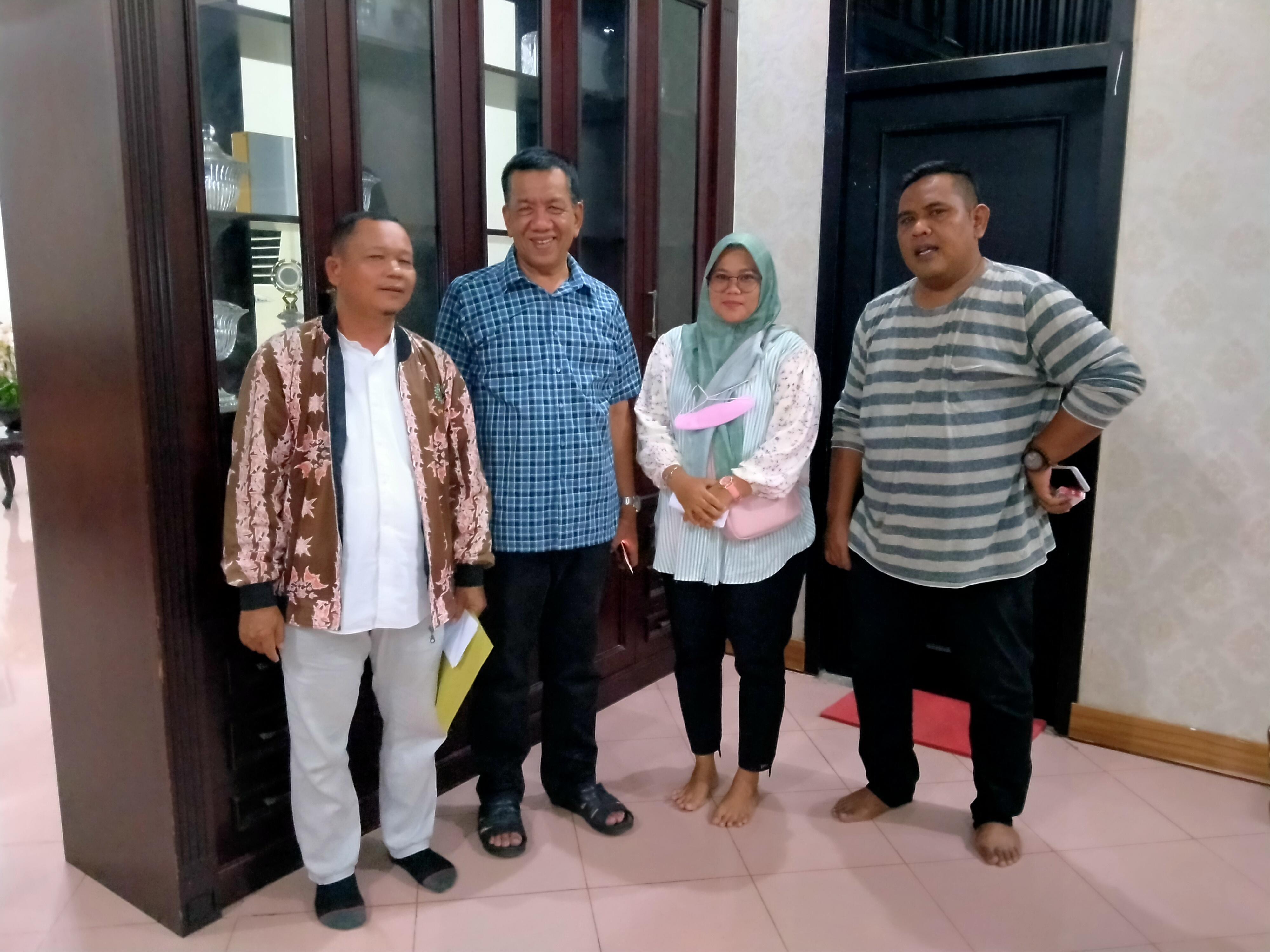 Bupati Rusma Yul Anwar Akan Buka Kegiatan Vaksinasi Massal Di Islamic Center Sago