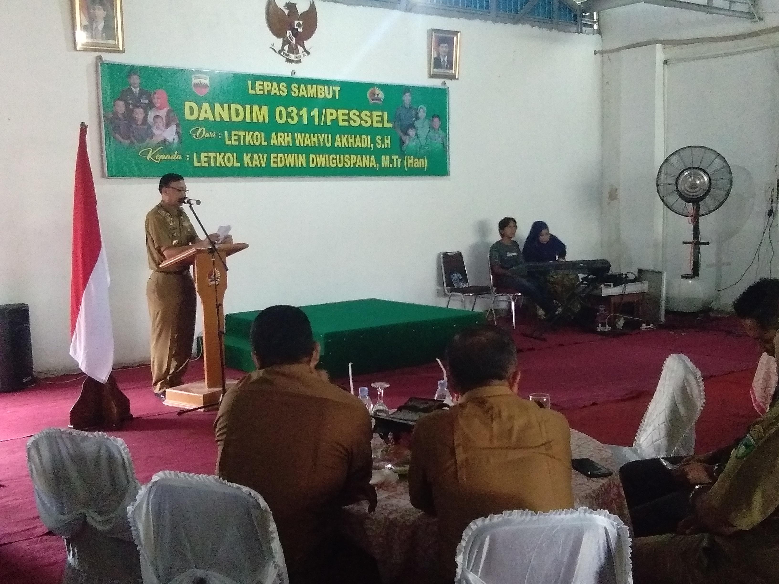 Bupati Ajak TNI-Polri Bersinergi Wujudkan Situasi yang Kondusif