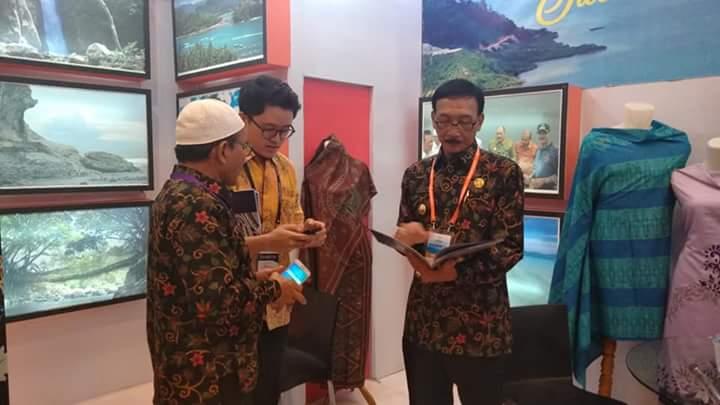 Kabag Perekonomian : Stand Pessel  Pada Ajang AOE  2018 Ramai Pengunjung