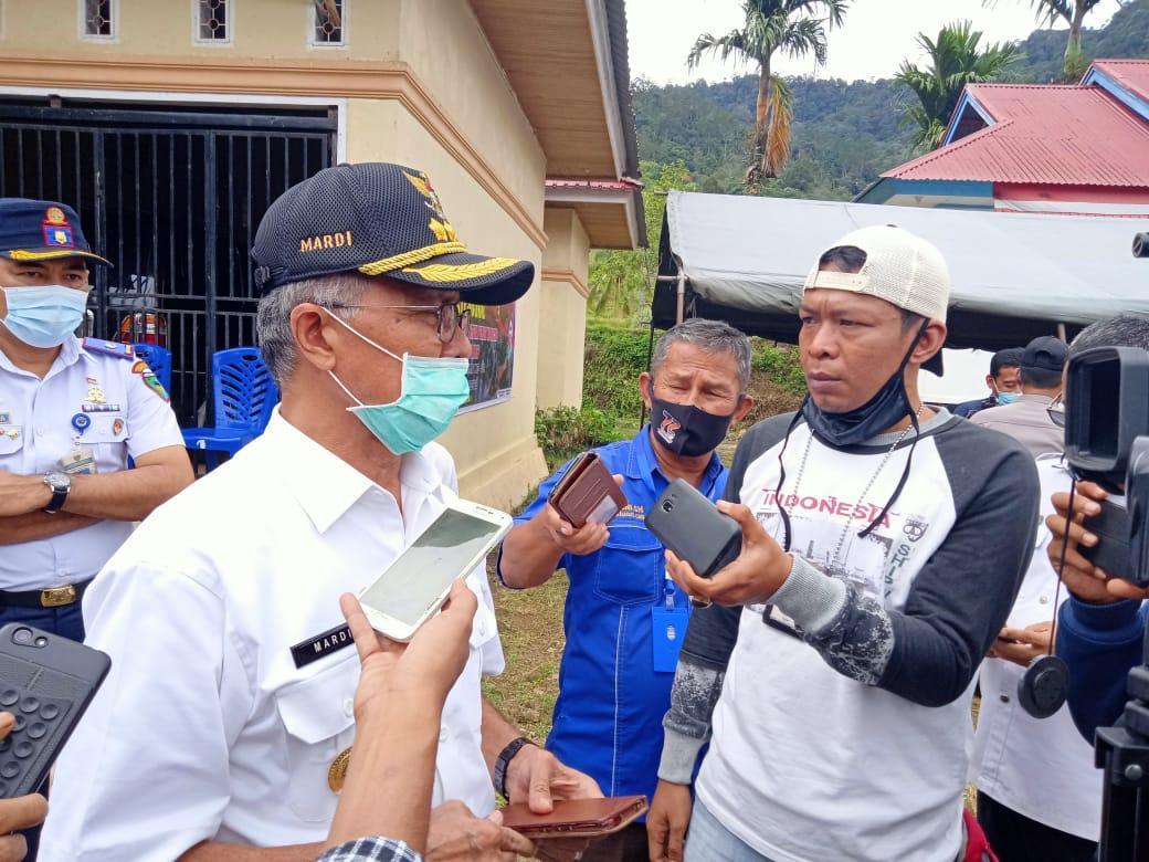 Pjs Bupati Pessel Mardi: Ketok Palu APBD Tahun 2021 Ditargetkan Akhir November