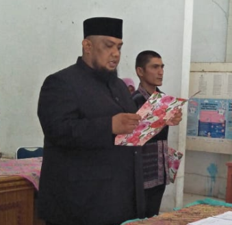Ilham Rahmatsyah Putra : Masyarakat Kecamatan Bayang Minta Tingkatkan Kewaspadaan Bahaya Covid 19