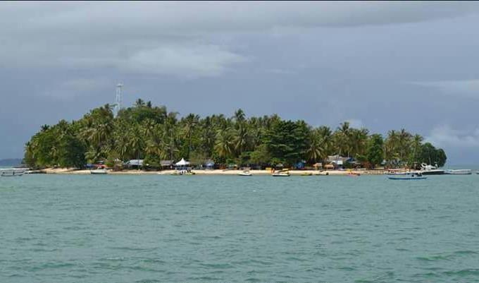 Pulau Cingkuak Objek Wisata Nan Indah Miliki Nilai Sejarah